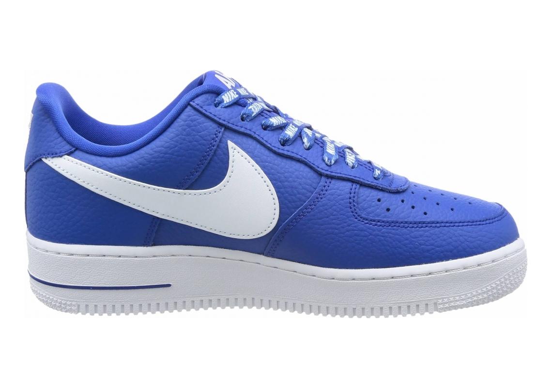 Nike Air Force 1 07 LV8 Blu (Game Royalwhite)