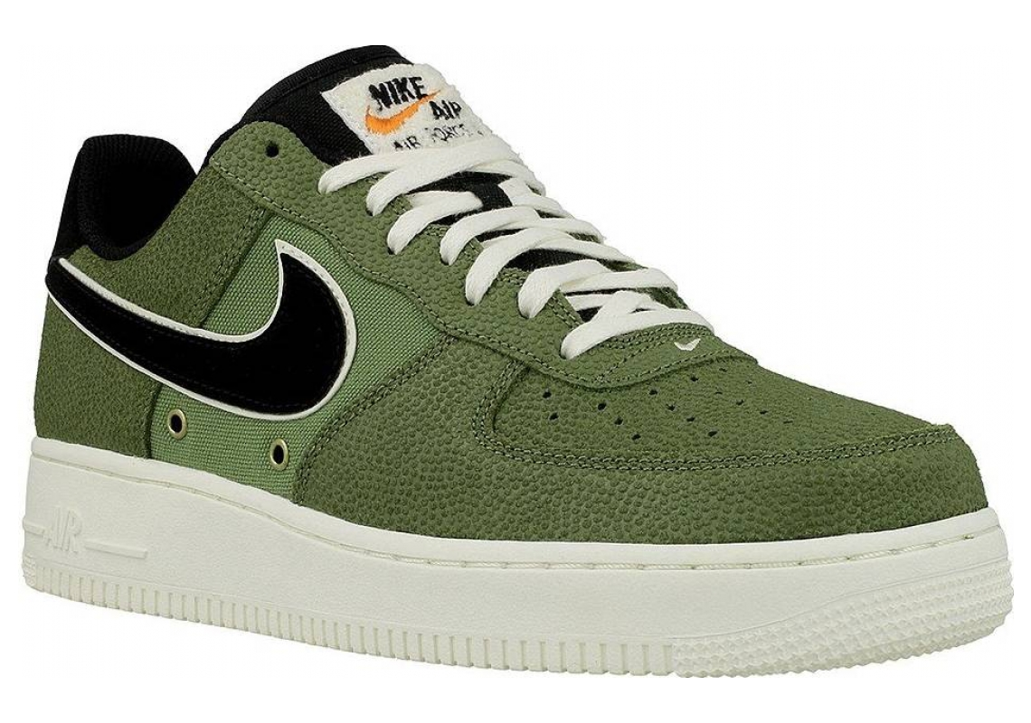 Nike Air Force 1 07 LV8 Black-green