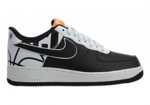 Nike Air Force 1 07 LV8 Black / Black-white