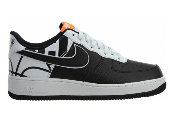 Nike Air Force 1 07 LV8 Black / Black-white