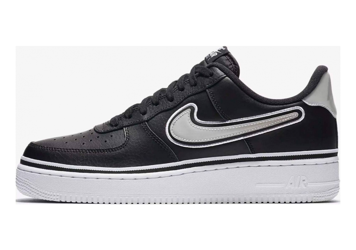 Nike Air Force 1 07 LV8 Black