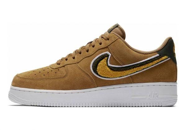 Nike Air Force 1 07 LV8 Brown