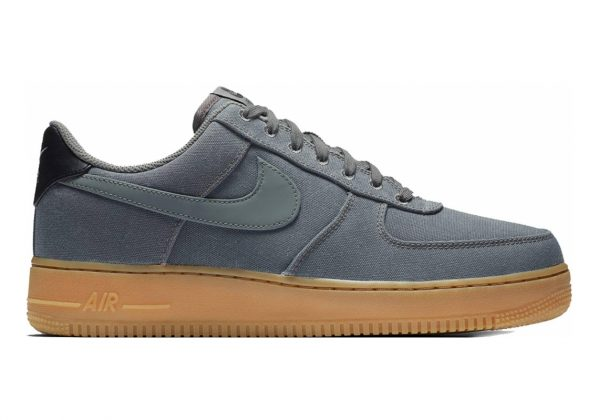 Nike Air Force 1 07 LV8 Black/Black/Pure Platinum/Cool Grey