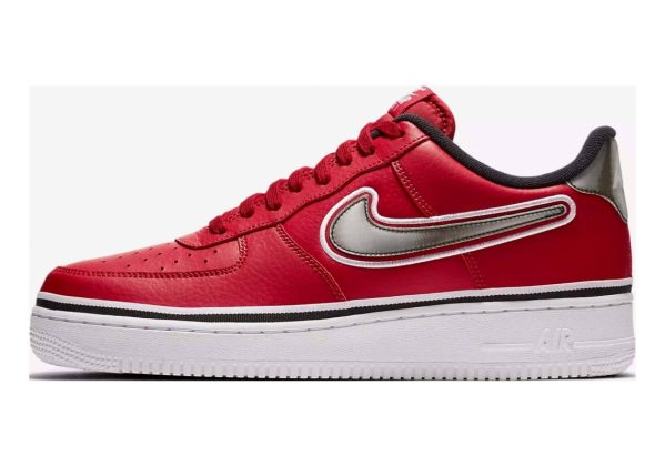 Nike Air Force 1 07 LV8  Red