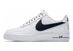Nike Air Force 1 07 LV8 White & Black