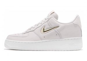 Nike Air Force 1 07 Premium LX Gris (Phantom/Mtlc Gold Star/Summit White 001)