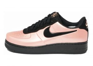 Nike Air Force 1 Foamposite Pro Cup Coral Stardust/Black