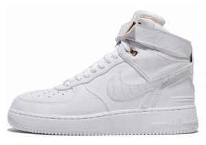Nike Air Force 1 Hi Just Don White, White-white