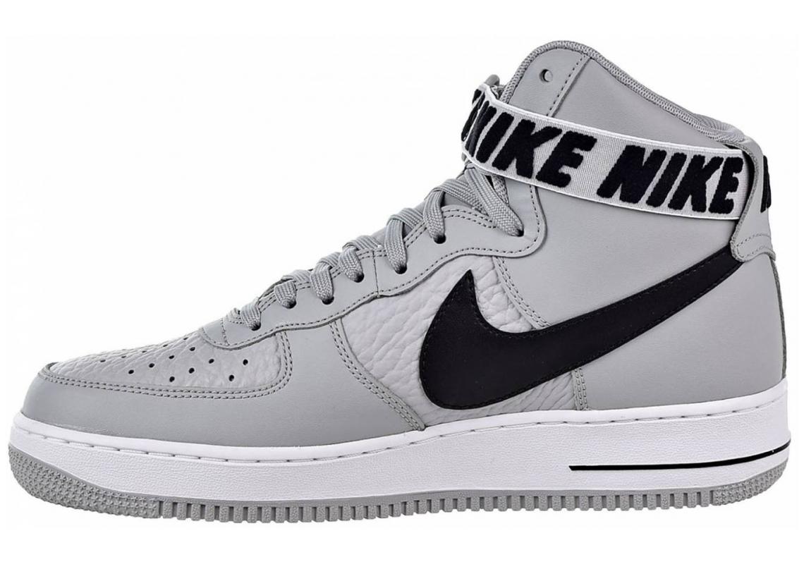 Nike Air Force 1 High 07 NBA Grey