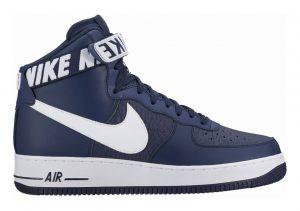 Nike Air Force 1 High 07 NBA BLUE