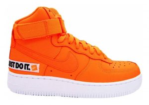 Nike Air Force 1 High LX Leather Orange
