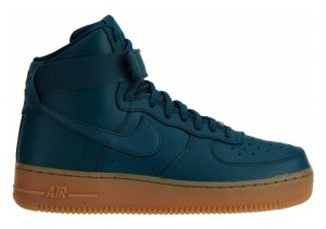 Nike Air Force 1 High SE Midnight Turquoise