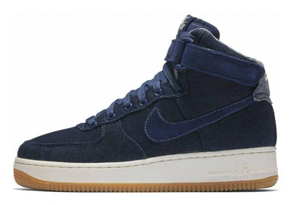 Nike Air Force 1 High SE Binary Blue/Muslin-sail