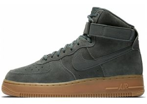 Nike Air Force 1 High SE green