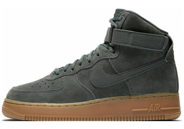 Nike Air Force 1 High SE green