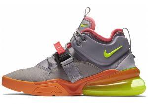 Nike Air Force 270 atmosphere grey/volt