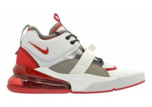 Nike Air Force 270 Summit White/University Red