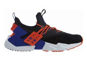 Nike Air Huarache Drift Black/Rush Violet-rush Orange