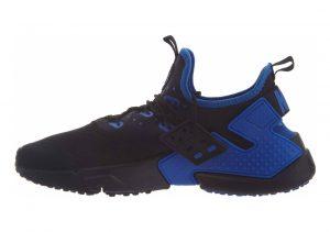Nike Air Huarache Drift Black/Lyon Blue-black