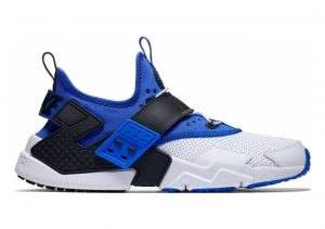 Nike Air Huarache Drift White/Racer Blue-black