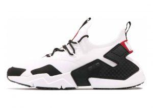 Nike Air Huarache Drift White/Gym Red-black-white