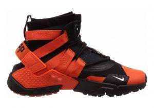 Nike Air Huarache Gripp Black/Team Orange/White