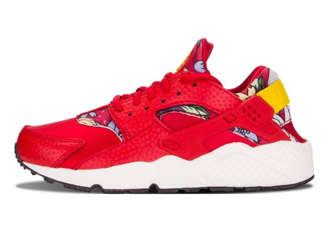 Nike Air Huarache Print Red