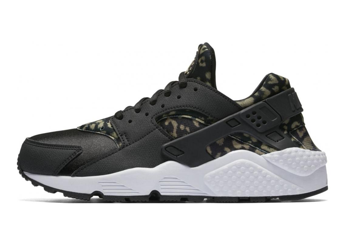 Nike Air Huarache Print Black