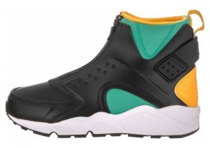 Nike Air Huarache Run Mid Clear Jade/Black