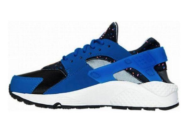 Nike Air Huarache Print Blue