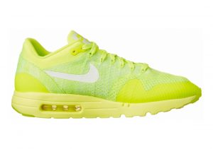 Nike Air Max 1 Ultra Flyknit VOLT/WHITE-ELECTRIC GREEN