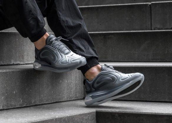 Nike Air Max 720 Grey Black