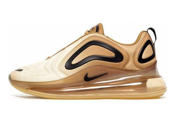 Nike Air Max 720 Gold