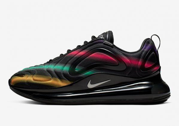 Nike Air Max 720 Neon Streaks