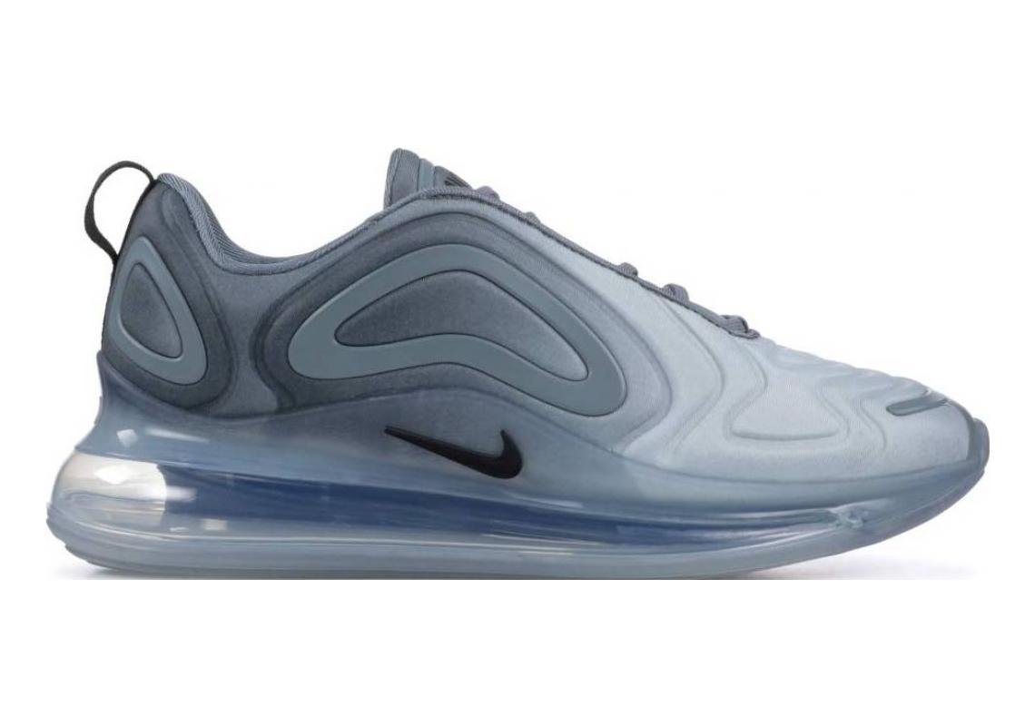 Nike Air Max 720 Cool Grey, Black-metallic Silver