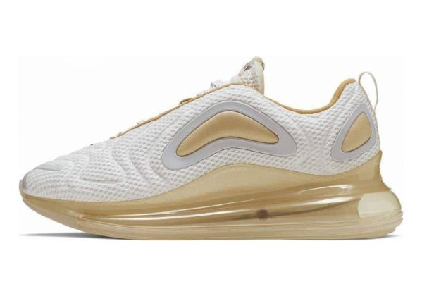 Nike Air Max 720 Mehrfarbig (White/Anthracite/Pale Vanilla 000)