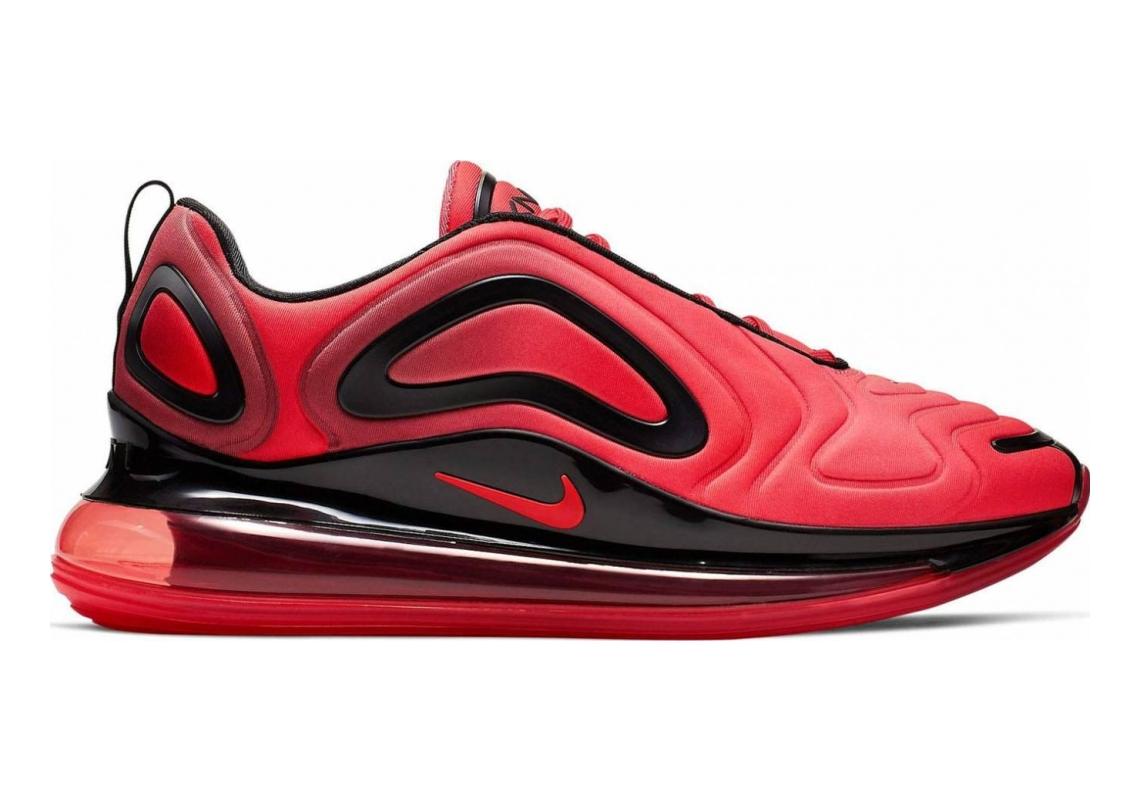 Nike Air Max 720 Bright Crimson/Black/Ember Glow