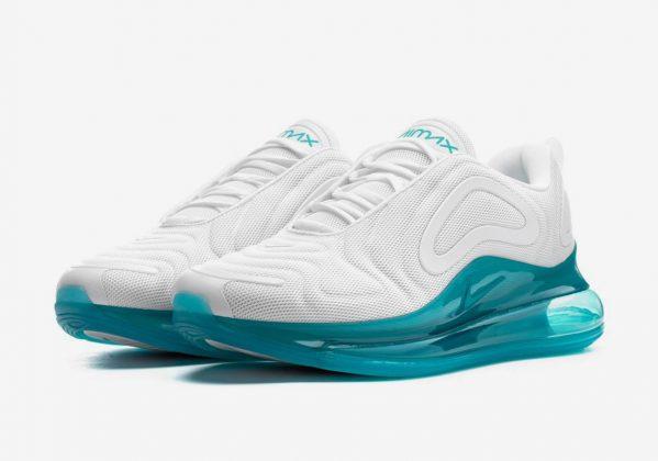 Nike Air Max 720 White Blue