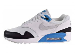 Nike Air Max 90/1 White / Neutral Grey-black