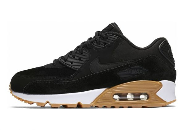 Nike Air Max 90 SE Schwarz