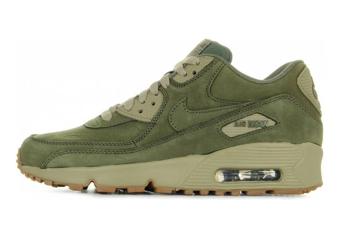 Nike Air Max 90 Winter Premium Vert Olive