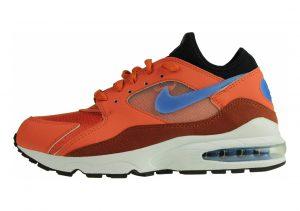 Nike Air Max 93 orange