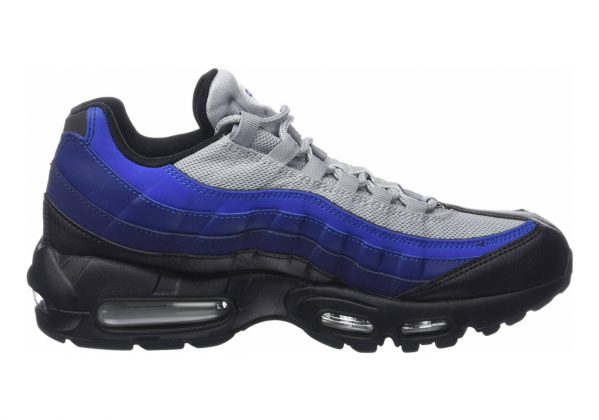 Nike Air Max 95 Essential BLACK/BINARY BLUE-DEEP ROYAL-WHITE