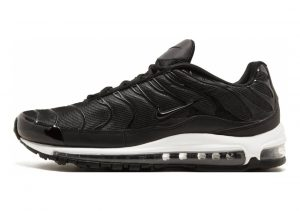 Nike Air Max 97 Plus Black Anthracite White 001