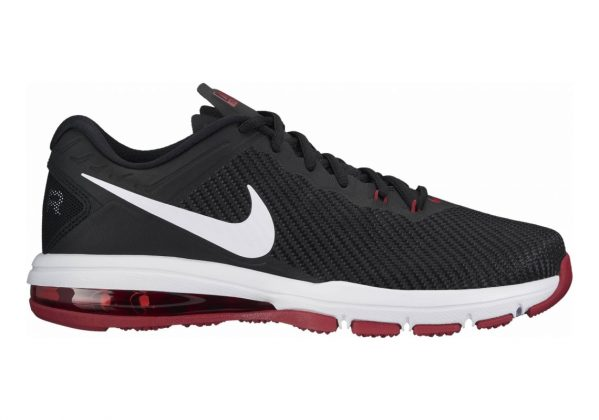 Nike Air Max Full Ride TR 1.5 Black/White-tough Red