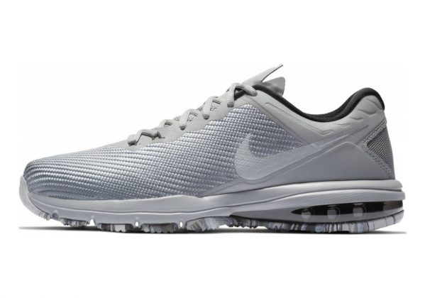 Nike Air Max Full Ride TR 1.5 cool grey/mtlc cool grey-black