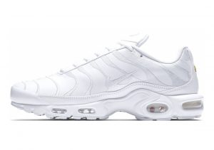 Nike Air Max Plus White/White/White