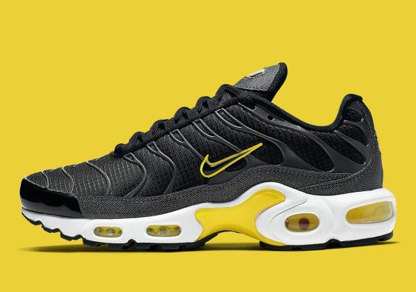 Nike Air Max Plus Black Yellow