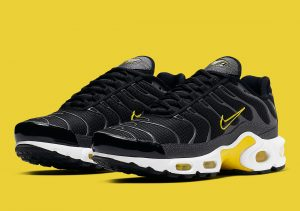 Nike Air Max Plus Black Yellow