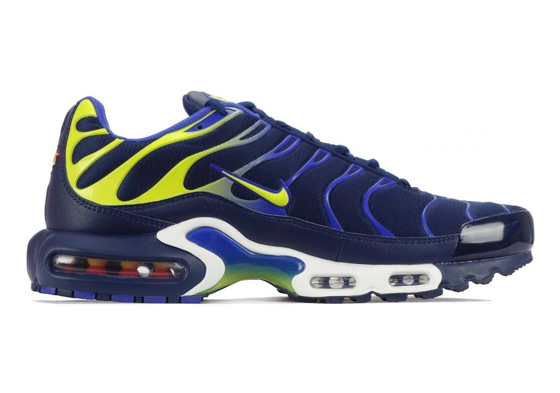 Nike Air Max Plus BLUE